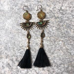 Lucky Brand statement earrings